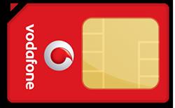 Vodafone номер